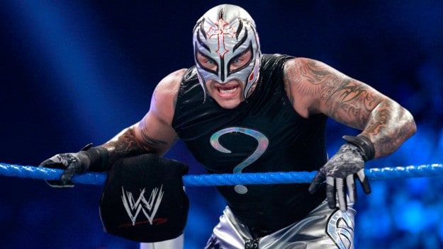 Check Out These Famous Wrestlers Without Their Mysterious Masks