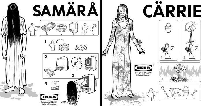 Here's How You Can Create The Greatest Horror Movie Characters