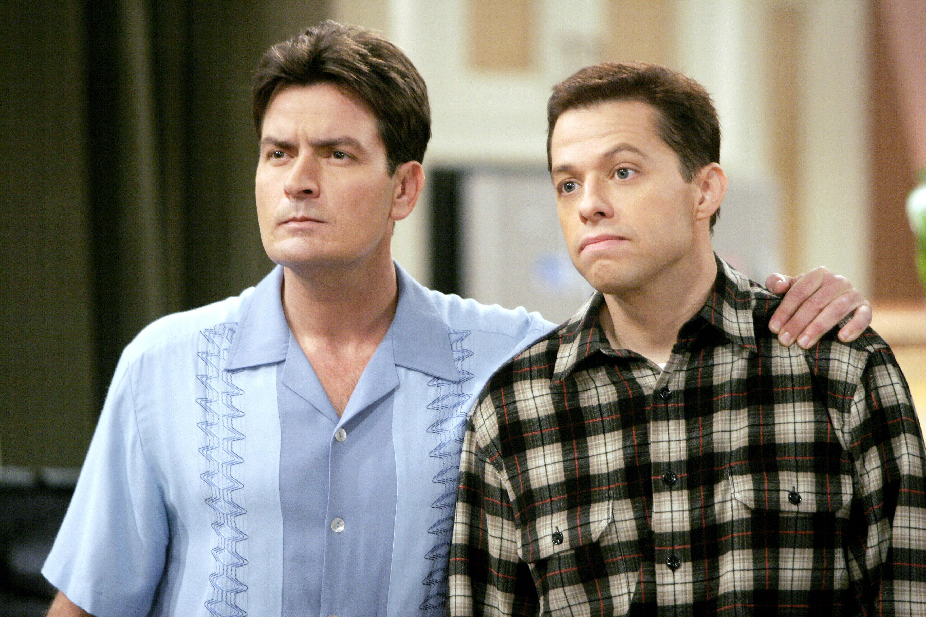 Two And A Half Men Star Publicly Opens Up About Charlie Sheen