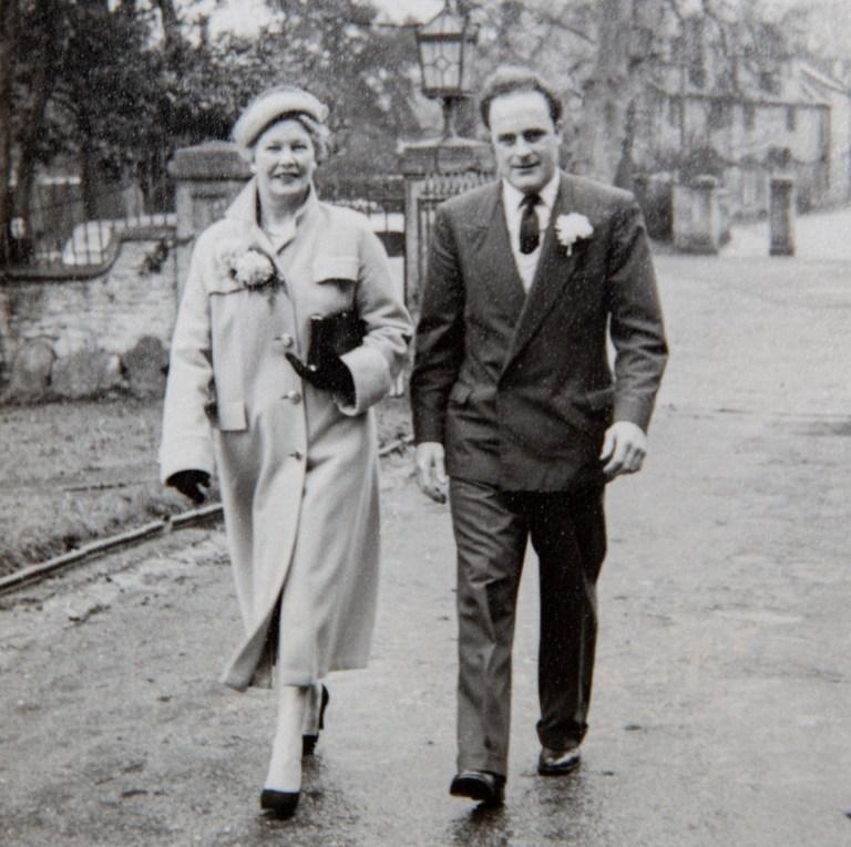 Woman Discovers Husband Was A Spy