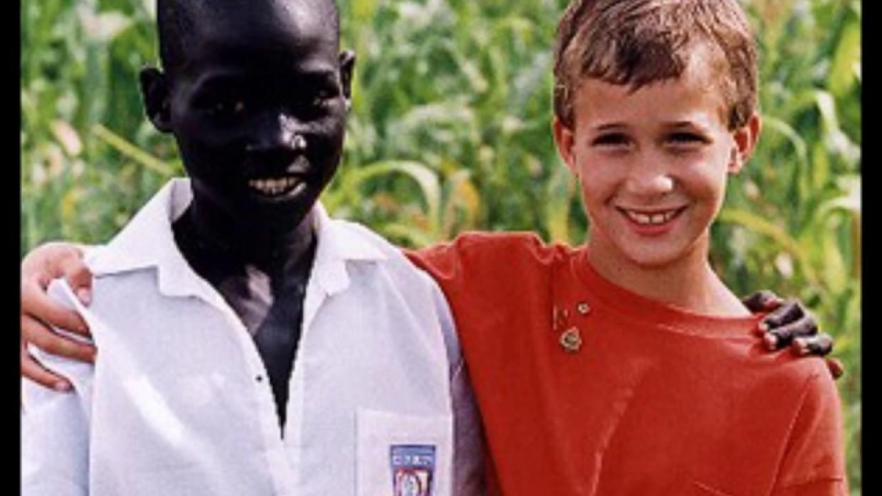 Six-Year-Old Boy Brings Clean Water To Africa
