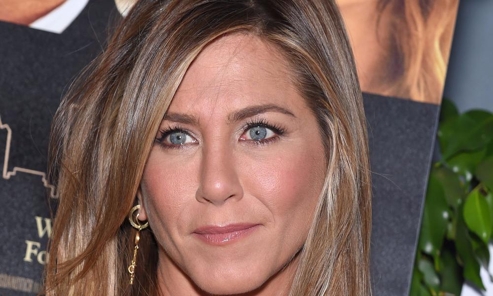 Jennifer Aniston Opens Up About Not Having Children