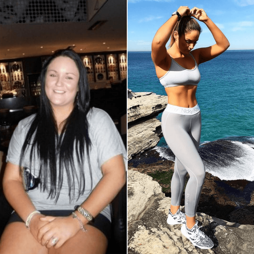 Her Ex Called Her 'Fat', So She Lost 145 Pounds