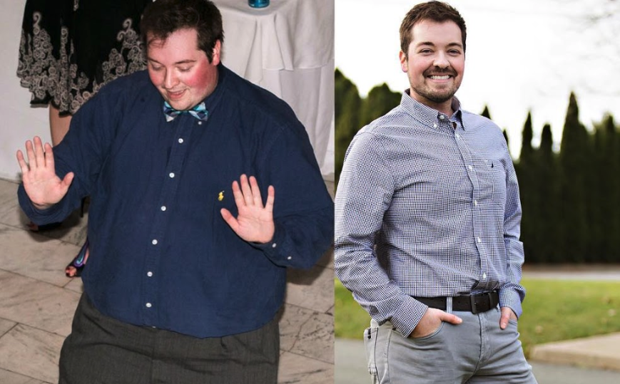 Doctor Loses 125 Pounds In Just 18 Months After A Tragic Event