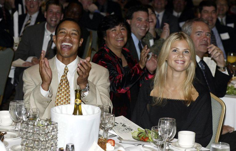 Let's Take A Look At All Of Tiger Woods' Exes
